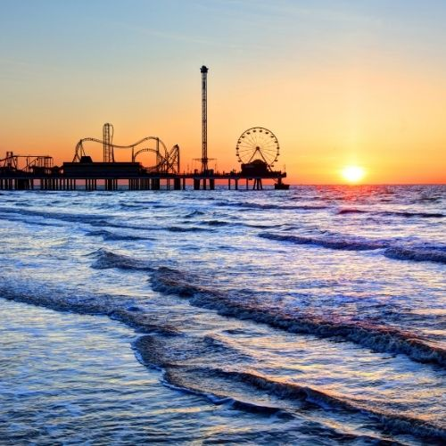 Best Beach Towns in Texas