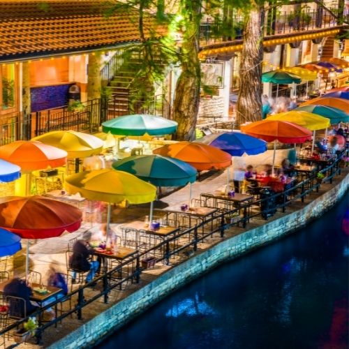 San Antonio Riverwalk Travel Guide